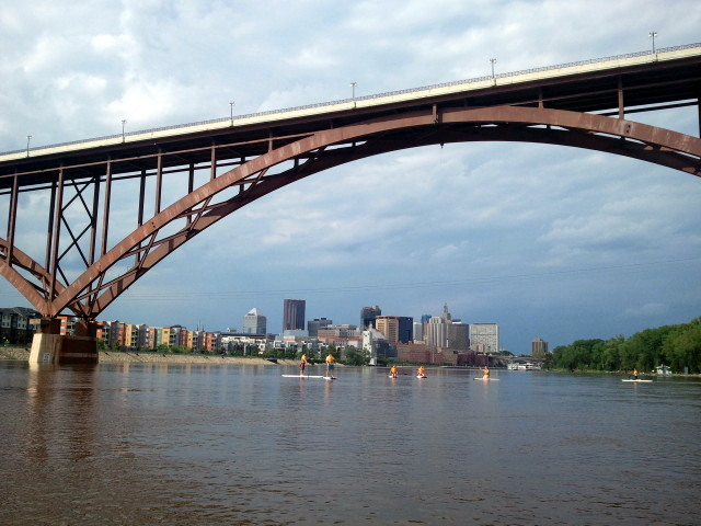St. Paul Paddleboard Tour