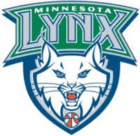 Minnesota Lynx Paddleboard cross training