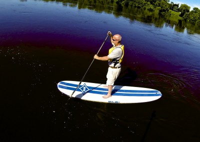 beginner paddleboarding summer fun mn