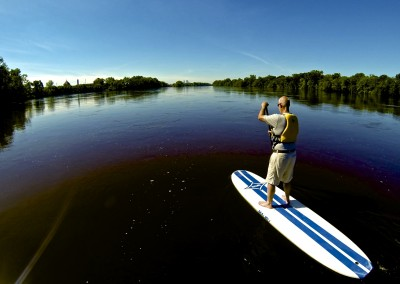 paddleboard adventure rental mississippi river