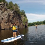 Taylor's Falls Paddleboarding Adventure Saint Croix river