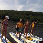 Taylor's Falls Paddleboarding Adventure Saint Croix river
