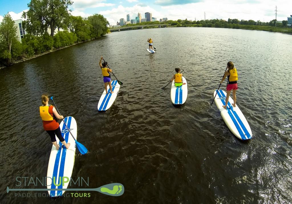 Paddleboard Flatwater