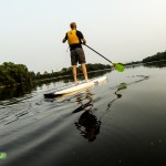 The perfect paddleboard Stroke